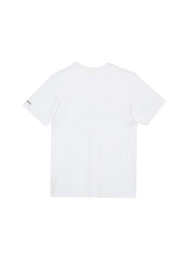 Columbia Tişört Beyaz